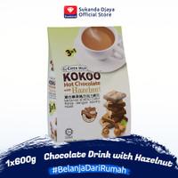 ChekHup Minuman Coklat Kokoo Hot Chocolate Drink With Hazelnut- 15 pcs