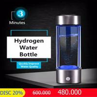 Botol hydrogen botol air minum hydrogen HARGA PROMO