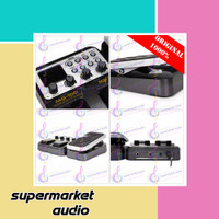 Nux MG100 Efek Gitar MG-100 Multi Effect Digital Processor Stombox