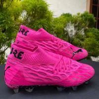 Sepatu Bola Puma Future Netfit 20.1 Pink Blast FG