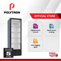 POLYTRON Allure Showcase 230 Litres SCN 236B