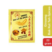 Ginseng Bak Kut Tea Spices 22gr Pearling Brand Bumbu Bakut Bakkut Teh