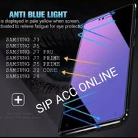 TEMPER GLASS ANTI BLUE / ANTI UV SAMSUNG J3 J5 J7 J8 J7 prime J5 prime