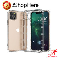 Air Pillow Anti Crack Clear Case Casing Bening iPhone 11 / 11 Pro Max