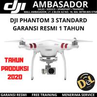 DJI PHANTOM 3 STANDARD READY STOCK GARANSI RESMI