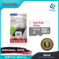Sandisk Micro SDHC Ultra 32Gb 100MB/s Class 10 Memory Card HP