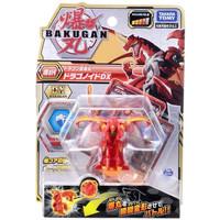 Mainan Bakugan Battle Planet 014 Dragonoid DX Pack Original