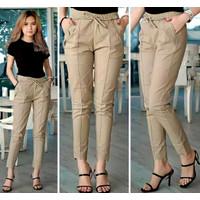 1 Kg Muat 6 Pcs / Baggy Pants Cotton Stretch