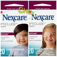 NEXcare Terapi Lazy Eye Patch Amblyopia Orthoptic penutup mata malas - Junior