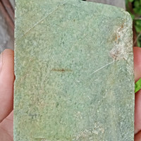 Rough Lumut Aceh ( Bahan Batu Akik idocrase - bukan bacan kalimaya )
