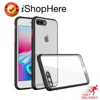 Anti Crack Clear Tread Hard Case Casing Bening iPhone 7 8 Plus SE 2