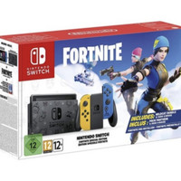 NINTENDO SWITCH FORNITE BUNDLE EDITION/V2/LONG LIVE BATTERY