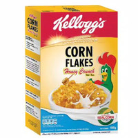 Kelloggs Corn flakes honey Crunch 400gr