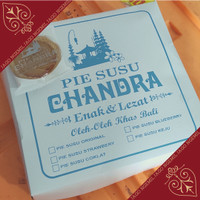 FRESH! Pie Susu Chandra isi 50pcs Original Susu - Pie Susu Bali