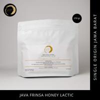 JSC Biji Kopi Java Frinsa Estate Arabica Honey Lactic 250 gr