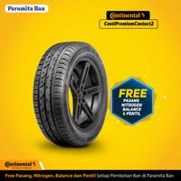Ban Continental Premium Contact 2 235/55 18 Ban Mobil R18 Europe