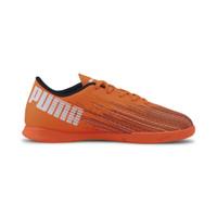 Puma Ultra 4.1 IT Jr Shocking Orange Football Shoes-10610401