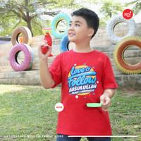 Kaos Anak Laki-Laki Afrakids Lengan Pendek Premium AF246 - S
