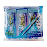 Charmi Dental Picks and Brush ART-186 Pack (3x60pcs)