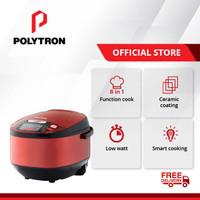 POLYTRON Tiarapot Smart Multi Cooker 2L PRC 1901R