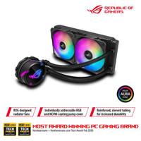 ASUS ROG STRIX LC 240 RGB - AIO LIQUID CPU COOLER WATER COOLING