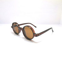 Kacamata Boboho / John Lennon Bulat Bundar Plastik