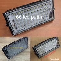 Lampu Sorot Led 50 Watt / 50 W / Lampu Sorot Model Slim