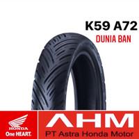 Ban Motor Honda AHM K59 A72 100/80-14 Tubeless Matic