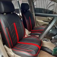 Sarung Jok Mobil 3 Baris Bahan Mbtech For Ertiga Avanza Sigra Rush Dll