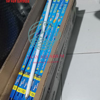 lampu taning Aquazonic Actinic Blue 24watt watt + packing pralon