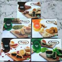 Bakpia Mutiara Isi 10 || Makanan Khas jogja || kue kering - Kacang Hijau