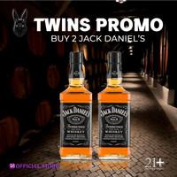 PROMO Jack Daniels Tennessee Whiskey @700ml