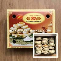 Bakpia 25 Isi 15 || Makanan Khas Jogja || kue kering - Coklat