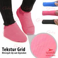 Cover Shoes rain shoes pelindung sepatu Speeds 017-2605