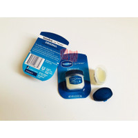 [PUTIH] VASELINE LIP THERAPY FOR SOFT SMOOTH LIPS 7 GRAM