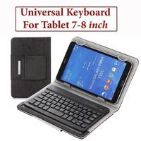 Asus Fonepad 8 Inch Flipcase Leather Keyboard Bluetooth Case Casing