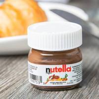 Nutella Mini Cokelat 25 gr Import Selai Roti Sarapan Breakfast