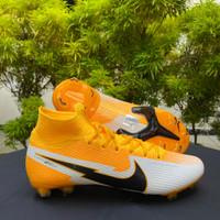 Sepatu Bola Nike Mercurial Superfly VII Elite Laser Yellow FG