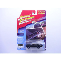 Johnny Lightning Classic Gold 1967 Plymouth Barracuda