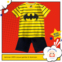 Setelan Batman Salur 1 - 10 tahun