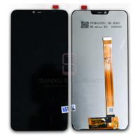 LCD TOUCHSCREEN OPPO A3S 1853 REALME 2 REALME C1 ORIGINAL - Hitam, ORI