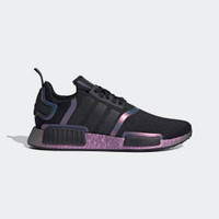 Adidas NMD R1 Black purple fv7832