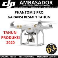 DJI PHANTOM 3 PRO PROFESSIONAL GARANSI RESMI 1 TAHUN
