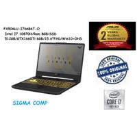 ASUS TUF GAMING A15 FX506LU-I766B6T-O I7 8GB 512GB WIN10 + OHS