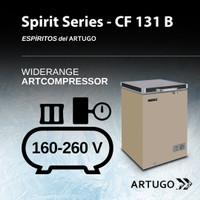 freezer artugo CF 131 B