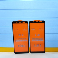 Tampered Glass TG Anti Gores 9D Full Layar Samsung Galaxy A8 2018 A530