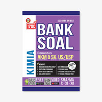 BUKU 1700 PLUS BANK SOAL KIMIA SMA/MA KURIKULUM 2013 REVISI