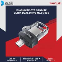 Flashdisk OTG Sandisk Ultra Ultra Dual Drive M3.0 32GB