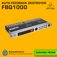 Behringer FBQ1000 Penghilang / Anti Feedback - Audio Equalizer