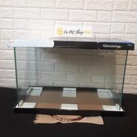 AQUARIUM GEX GLASSTERIOR 600 CLEAR GLASS AQUARIUM TANK